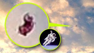 Mi a fene lehet? Humanoid szerű repülő tárgyat fotóztak Új-Zéland egén