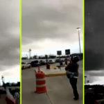 Különös fények imbolyogtak az égen a mexikói földrengés előtt