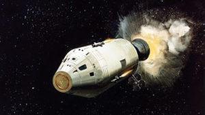 Furcsa építményeket találtak a Holdon az Apollo 8 egyik elfeledett fotóján