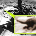 Szabotázs a NASA-nál: különös marsi fotó szivárgott ki