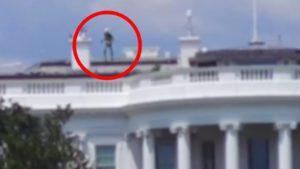 A kínaiak állítják: földönkívüliek vannak a Fehér Házban… és videójuk is van róla!