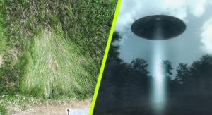 UFO landolt hajnalban a kertváros közepén: a hatóságok két hétre lezárták a környéket