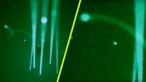 Lézerrel térített el egy repülő csészealjat az ausztrál UFO-vadász