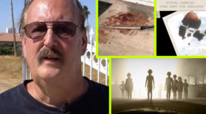 A férj 19 földönkívülit kaszabolt le egy karddal, mert el akarták rabolni a feleségét…