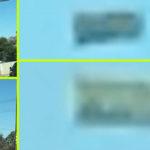 Különös alakú, mintás UFO lebegett Las Vegas felett