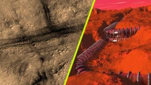 Újabb bizonyítékok kerültek elő a marsi életre!