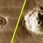 Ezt nehéz lesz kimagyarázni: Hatszögletű piramist fotóztak a Holdon!