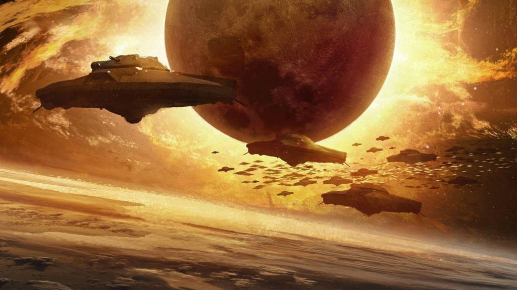 Valami készül: Öt nap alatt négy űrhajó hagyta el a Földet!