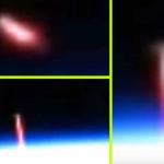 Az űrállomás kamerája felvette: Újabb különös tárgy hagyta el a Földet!