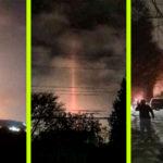 Űrháború folyik a Földért: Eltéved energiasugár csapott le az égből Michigan-ben