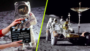 Újabb bizonyíték került elő arról, hogy a Holdra szállás valóban kamu volt!