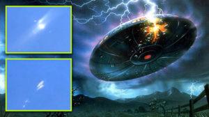 Sokkoló videó: Földönkívüliek légi csatáját vették videóra Nevada felett