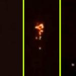 UFO-baleset? Rejtélyes, lángoló tárgyak hullottak az égből Ukrajnában…
