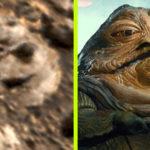 Őrület: felbukkant a Star Wars Jabbája a Marson