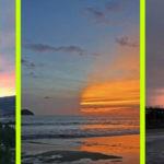 Gyanús anomália: Csak egy fél naplemente látszódott Kanada felett