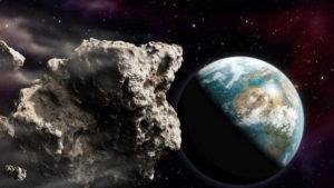 Pár napja súrolta a Földet egy kisbolygó, és még csak észre sem vettük, hogy jön…