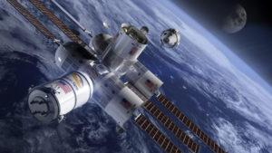 Nehogy lemaradj! 2022-re már lehet szobát foglalni az első űrhotelben!