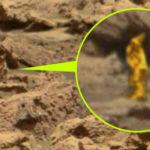 Újabb ősi szobrokat fedezett fel a marsi fotókon a hírhedt UFO-vadász