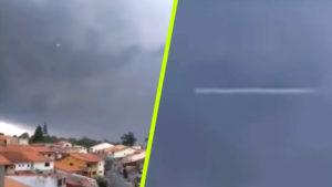 Újabb rejtőzködő UFO lepleződött le Chile felett