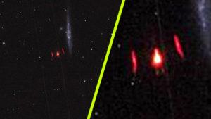 Mi folyik itt? Lefotóztak egy Föld körül keringő idegen űrhajót