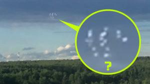 Furcsa dolog jelent Moszkva felett fényes nappal