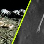 Azzal vádolják a NASA-t, hogy törli az idegen építményeket a Holdról készült fotóiról