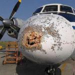 UFO ütközött egy repülővel Szibéria felett… eltűnt a gép orra!