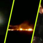 UFO-baleset a foci-vb közelében, robbanás rázta meg az orosz sztyeppét