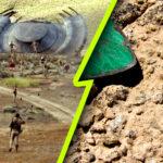 Még ma is találni furcsa fémbarabokat a roswell-i UFO-baleset helyszínén