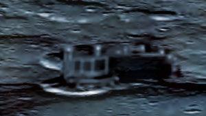 Anomáliák, UFO-k és idegen struktúrák a Holdon – videó