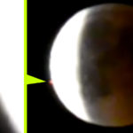 Rejtélyes fényanomáliákat észleltek a holdfogyatkozáskor a Hold felszínén