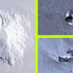 Repülő csészealj olvadt ki az Antarktisz jege alól…