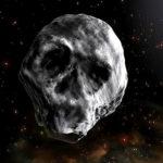 Visszatért a halálfej alakú aszteroida és ismét a Föld felé tart…