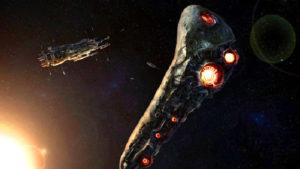 Döbbenetes hír a Harvard-ról: mégiscsak földönkívüli űrhajó lehet a gigászi szivarszerű üstökös