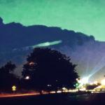 Rejtélyes jelenséget videóztak egy durva viharfelhőben