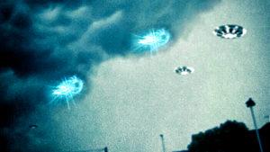 """""""Alakváltó fénygömbök jelentek meg a házam felett!"""""""