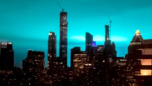 UFO okozhatta a trafoállomás robbanását New York-ban