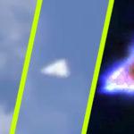 Rejtélyes háromszög alakú UFO tűnt fel Amszterdam felett