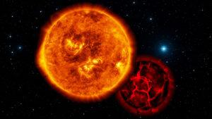 Valójában nem egyetlen Napunk van, hanem kettő…