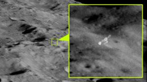 Idegenek bázisa a Holdon: Megmenekült egy Apollo 11-es fotó a NASA-cenzúrától