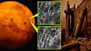 Ősi romvárost találtak a Marson! A NASA csak Atlantisznak hívja!