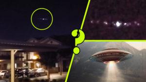 Több száz szemtanú: UFO-anyahajó jelent meg egy kaliforniai város felett – eltussolták