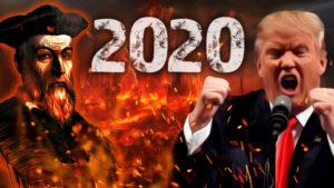 Ferenc pápa meghal, Trump beteg lesz, Putyint lelövik: Nostradamus jóslatai 2020-ra
