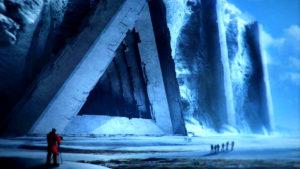 Az olvadás miatt feltárult a Antarktiszon a Belső Föld lejárata
