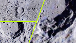 Különös építmények romjait fedezték fel a Merkúron