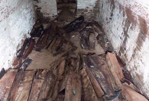 Elfeledett kriptákra bukkantak egy New York-i utca alatt