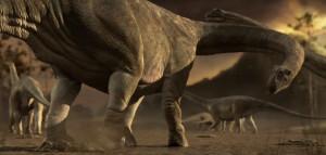 Óriási dinoszauruszt találtak Argentínában