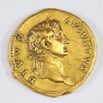 Színarany római kori pénzérmét talált egy kiránduló