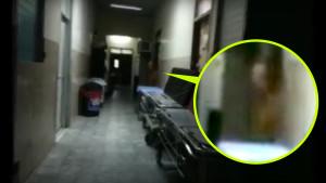 Kórházi kísértetet vett videóra egy éjszakás ápoló
