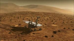 Piramist fedeztek fel a Marsról érkező fotókon!